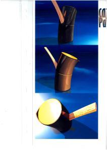 coffee pot medina davide designer
