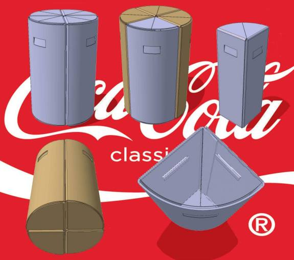 carton can medina davide designer 1